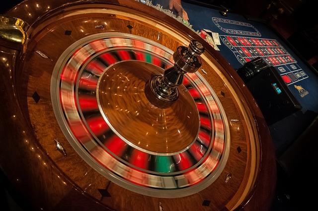 fotografera på casino